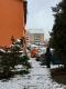 9,1% Rendite - Gut vermietete 2-Zimmer-Altbauwohnung in guter zentraler Lage - Ansicht Parkplatz