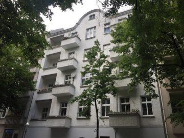 *** Helle, vermietete 1-Zimmerwohnung im Kiez von Neukölln ***, 12051 Berlin, Etagenwohnung